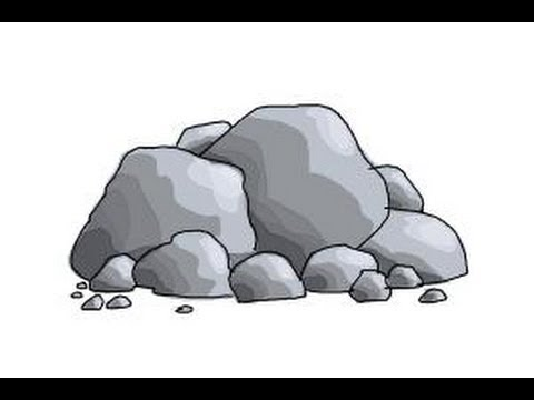 How To Draw Igneous Rocks Step By Step