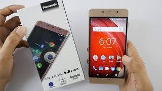 Panasonic Eluga A3 Pro Smartphone Unboxing amp Overview