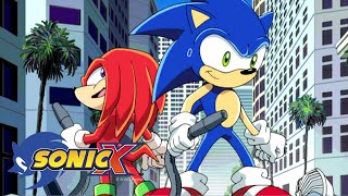 SONIC X Ep43 - Mean Machines