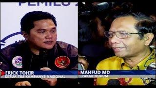 Download Video Ini Komentar Erick Thohir dan Mahfud MD Pasca Debat Pilpres 2019 - BIS 18/01 MP3 3GP MP4