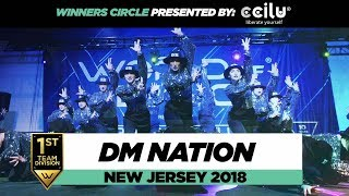 Baixar DM Nation | 1st Place Team Division | Winners Circle | World of Dance New Jersey 2018 | #WODNJ18