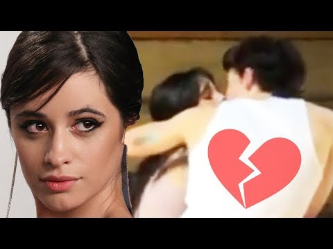 Camila Cabello Friends Fear Shawn Mendes Relationship After Kiss  Goes Viral
