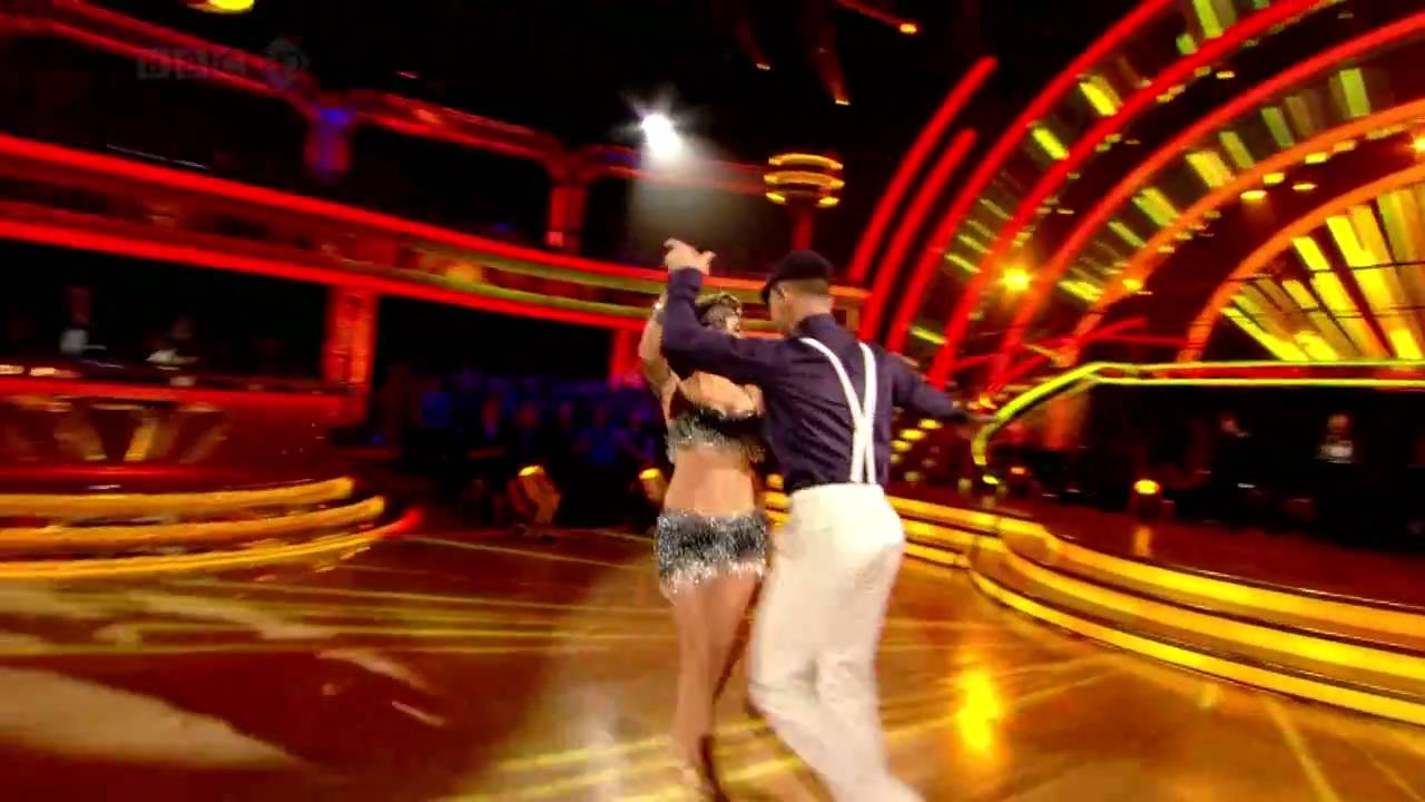 Kara Tointon & Artem Chigvintsev - Charleston - Strictly Come Dancing -  Week 4 - Long Edit