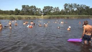 Целебные озера в Херсонской области(Целебные озера на Херсонщине. На видео показаны лечебные, целебные озера: 1. Йодовое Прищуковое 2. Соленое..., 2014-07-27T13:03:29.000Z)