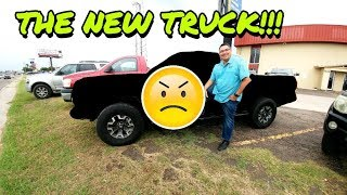 The NEW Truck!  Was it the right choice?
