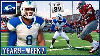 NCAA Football 14 Dynasty Year 9 - Week 7 @ Washington St.   Ep.156