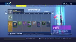 Season 9 and new Battle Pass | Fortnite