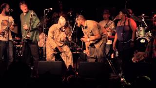saluting the black president opposite people by ty tony allen