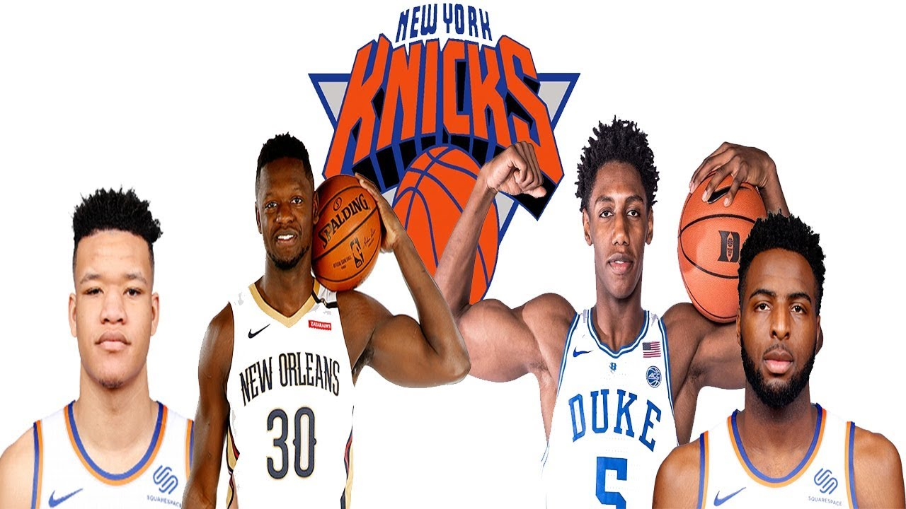NEW YORK KNICKS ROSTER BREAKDOWN AFTER FREE AGENCY! - YouTube