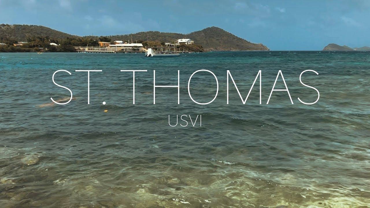 St Thomas first edit