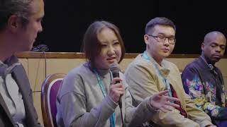 UNICEF Innocenti Film Festival 2019 Q & A w/ Inkar Karim, Dias Abdurahim and Neo Monyamane