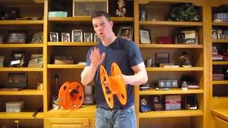 Demonstration of Improved Electrical Cord Reel