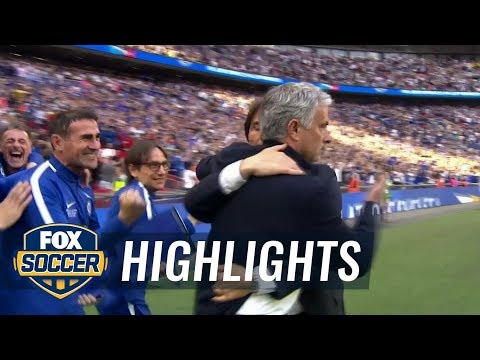 90 amp 39 in 90 amp quot chelsea vs manchester united 2017 18 fa cup final highlights