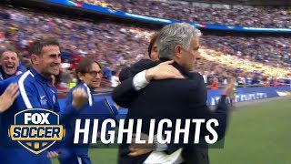 """90' in 90"""" Chelsea vs. Manchester United 