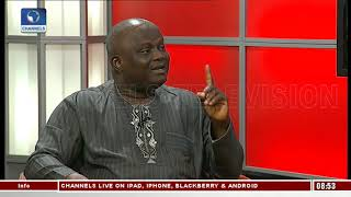 Oloke Faults INEC's Guideline Superceding Provisions Of Constitution Pt.3 |Sunrise Daily|