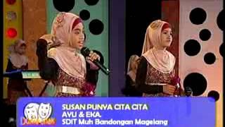 Lagu Anak Susan Punya Cita Cita Musik Band SD IT Muhammadiyah Bandongan Cantik Cerdas Ceria