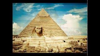 Спокойная музыка, душа египта.