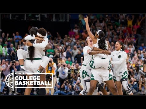 Baylor Outlasts Notre Dame To Win National Championship | Women's College Basketball Highlights