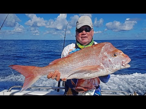 Offshore Fishing Round-Up. May 2017.