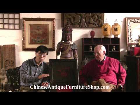 dating antique furniture