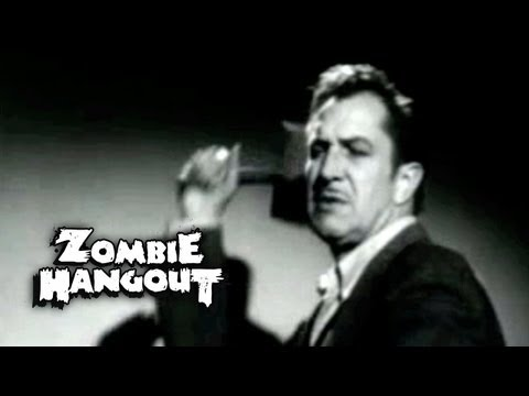 Zombie Trailer - The Last Man on Earth (1964) Zombie Hangout