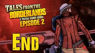 "Tales from the Borderlands: Episode 2 - Gameplay Walkthrough (Part 6) ""Ending"""
