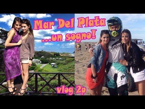 MAR DEL PLATA Argentina è un sogno!! ASADO VLOG 2p