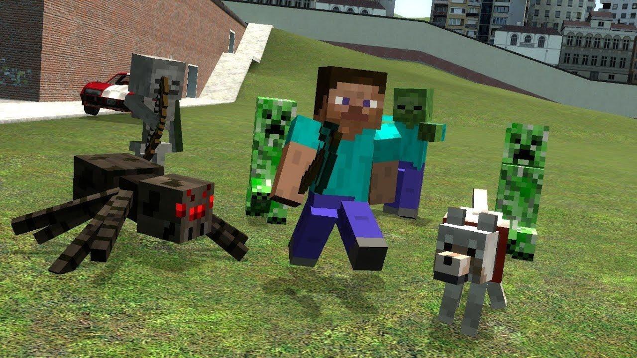 MINECRAFT Videos For Children Minecraft Videos Deutsch - Minecraft maps fur kinder