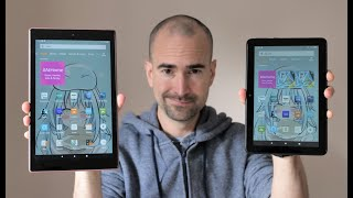 Amazon Fire HD 8 vs 10 | Which budget tablet is best?