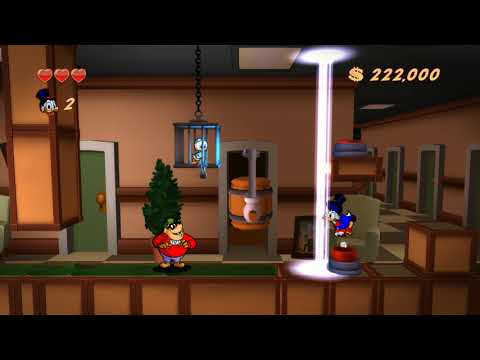 DuckTales Remastered PC - 1st 10 Minutes of Gameplay - MAX settings 4k 60FPS  