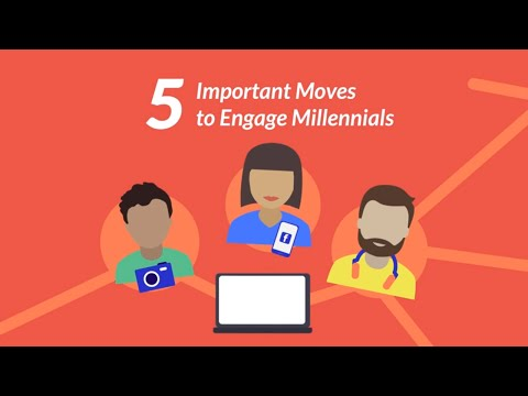 5 Important Moves to Engage Millennials in eLearning