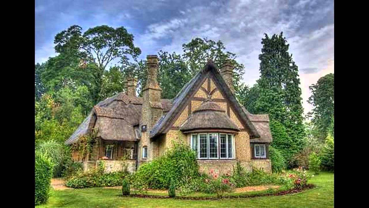 Fairy tale cottages youtube for Fairytale cottage home plans