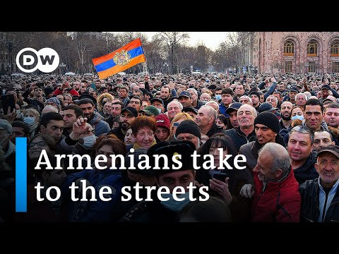 Mass protests in Armenia reach a boiling point | DW News