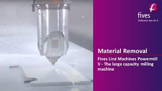 [Metal Cutting | Composites] Liné Machines Powermill V