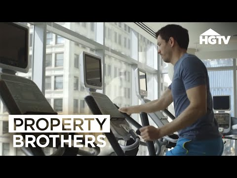 Property Brothers at Home: Life on the Road