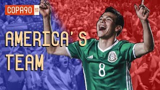 Why Mexico Should Be America's World Cup Team