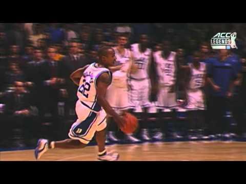Former Duke star Jason Williams named an ACC Legend (1/29/16)
