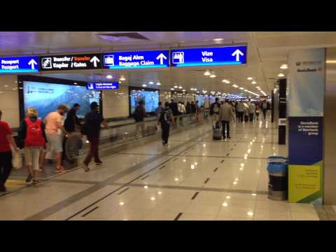 Istanbul Ataturk Airport - International Terminal Transit Hall