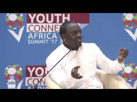Akon to connect youth of Africa to be successful