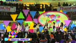 TOP POP MNCTV-7 ICONS-TAHAN CINTA-KALIBATA CITY