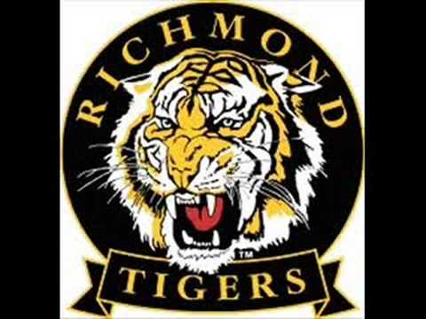 Richmond Tigers Club Song