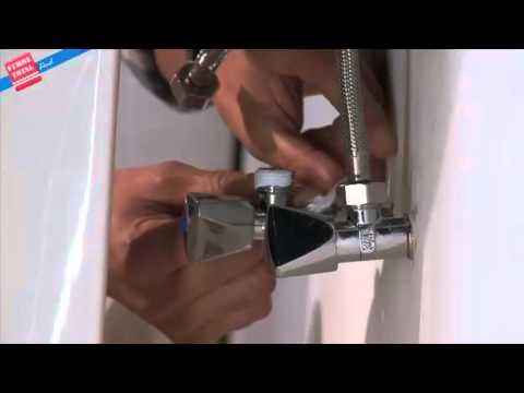 Ferretotal c mo instalar una grifer a para lavamanos for Llaves para fregadero