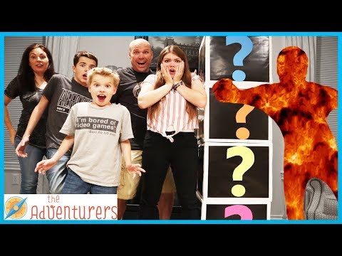 Villains Lava Monster, The Floor Is Lava! / That YouTub3 Family I The Adventurers