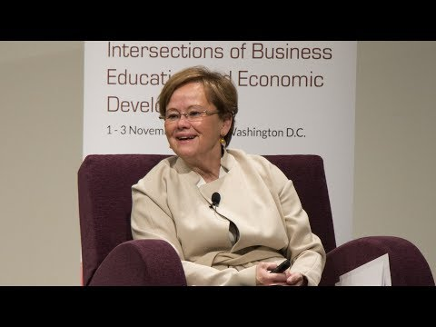 2017 GBSN Conference Keynote Conversation with President Margee Ensign