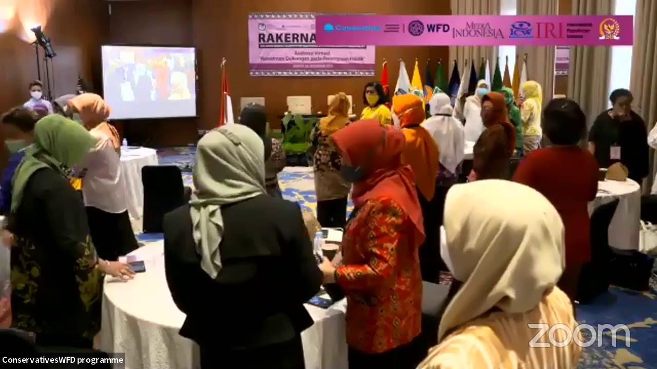 Audiensi Virtual - KPPI National Meeting