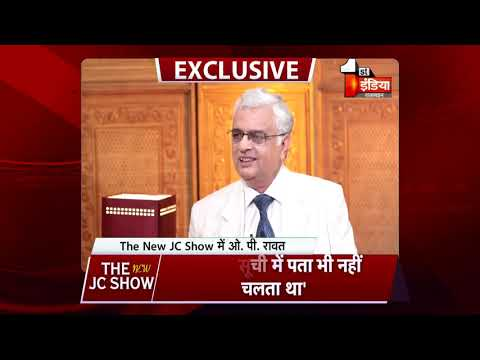 Exclusive+Interview+Chief+Election+Commissioner+O+P+Rawat+%7C+The+New+JC+show