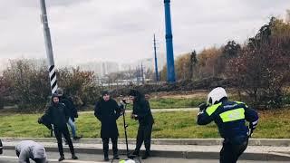 Как снимали клип БОГИ ДОРОГИ Алексея Хворостяна