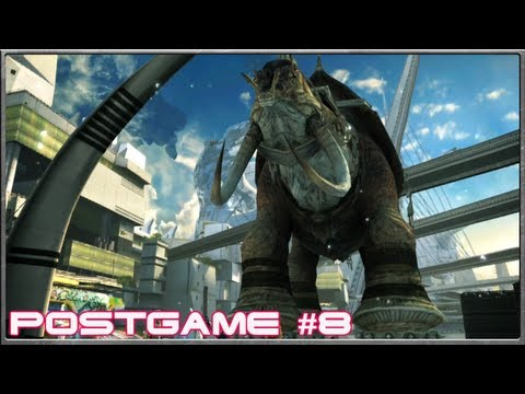 Final Fantasy 13 - Adamantoise & The Ultimate Weapons - Mark's 52 & 53 - Postgame 8