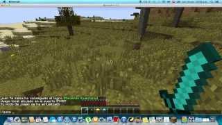 Minecraft: Como cambiar un mundo de modo creativo a modo supervivencia.