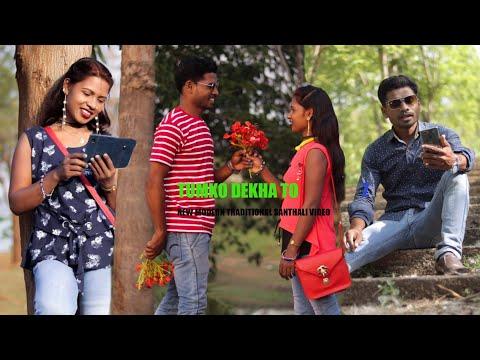 Tumko Dekha To New Modern Traditional Santhali Video